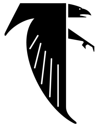 1966 Atlanta Falcons logo