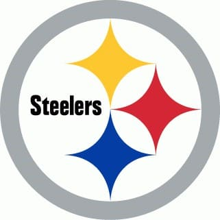 1969 Pittsburgh Steelers logo
