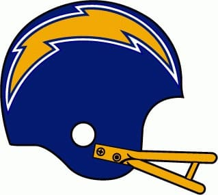 1974 San Diego Chargers logo