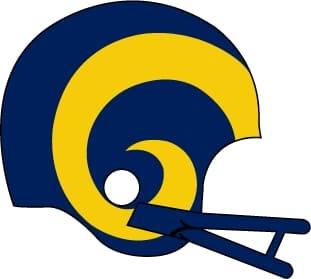 1983 Los Angeles Rams logo