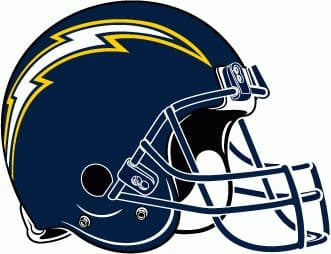 1988 San Diego Chargers logo