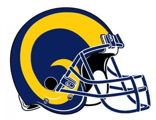 1989 Los Angeles Rams logo