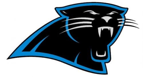 1995 Carolina Panthers logo