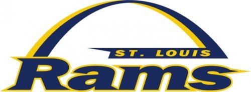 1995 Los Angeles Rams logo
