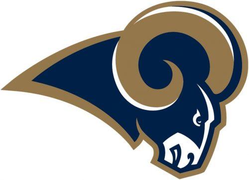 2000 Los Angeles Rams logo