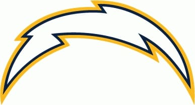 2002 Los Angeles Chargers logo