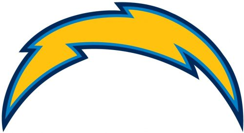 2007 Los Angeles Chargers logo