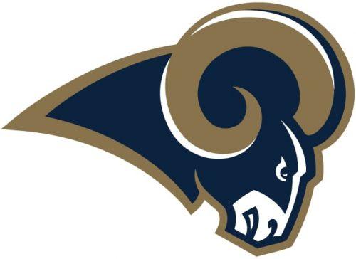 2016 Los Angeles Rams logo