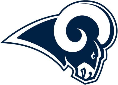 2017 Los Angeles Rams logo