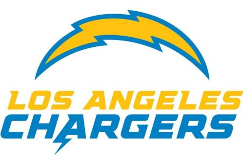Los Angeles Chargers Alternate Logo