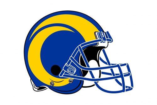 Los Angeles Rams Helmet.