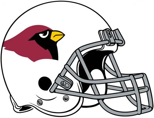 Phoenix Cardinals Helmet