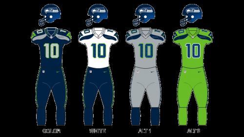 Seattle Seahawks Uniform