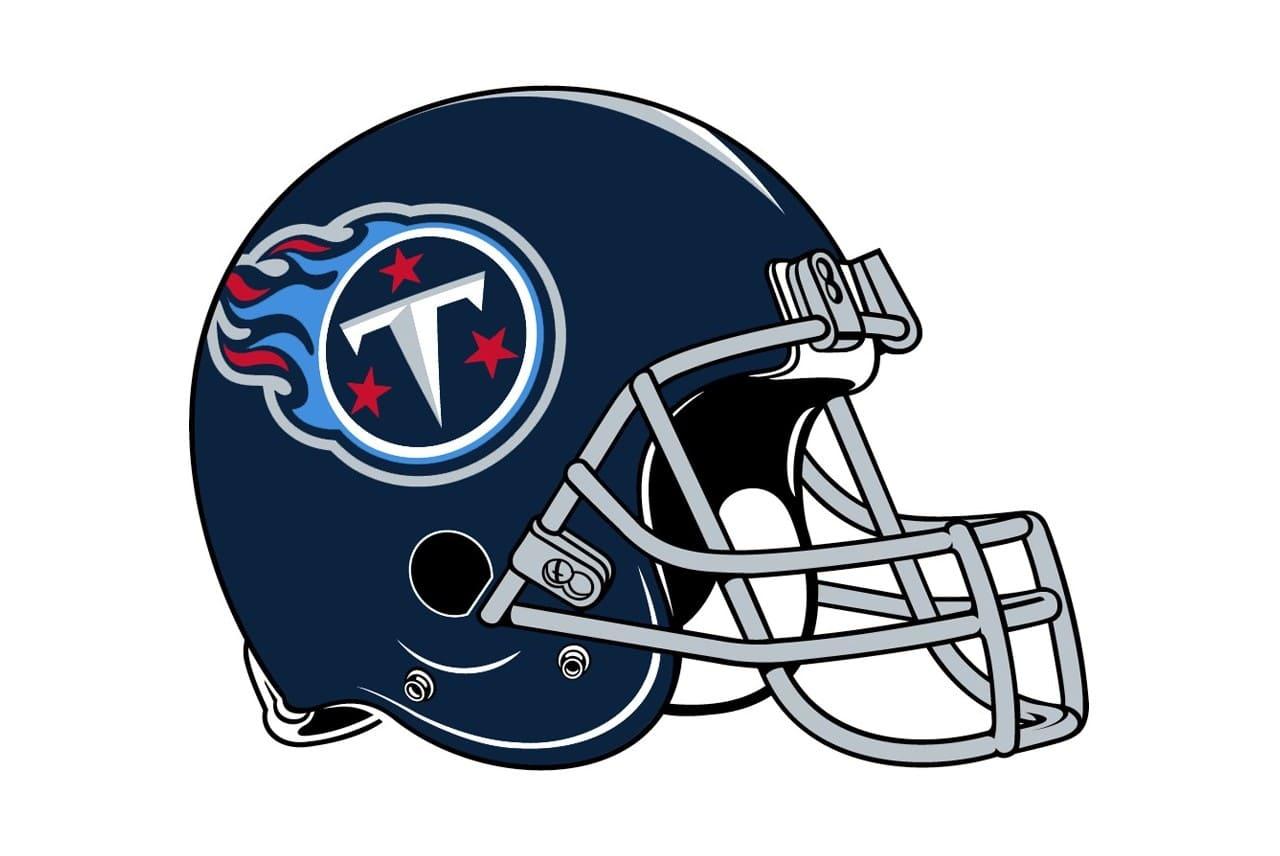 Tennessee Titans Helmet